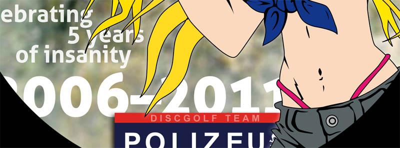 5 years of Polizeu! Yeah!
